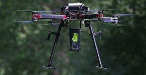 Octocopter drone services prokura innovations nepal