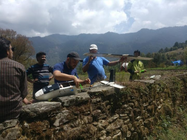Locally produced low-cost drones for medical delivery in Nepal